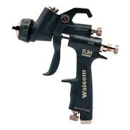Pistola De Pintura Walcom Slim Kombat Hte Bico 1.3 Mm