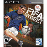 Fifa Street Audio Latino Ps3 Juegos Digitales