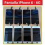 Pantalla Completa Apple Iphone 6 San Borja Empresa Importado