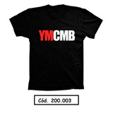 Camiseta Ymcmb Bones Pretorian Mormaii Personalizada