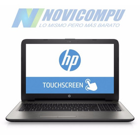 Laptop Hp 15-af159 Touch A6-5200m 750gb 4gb 15.6 Dvd-rw Win