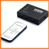Hdmi Switch Conector 5 A 1 5x1 Full Hd 1080p Selector
