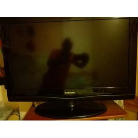 Tv Samsung 32 Plugadas Con Su Control A Toda Prueba