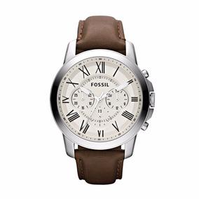 f59ec8441a336 Relógio Fossil Masculino Cronógrafo Ffs4357 z - Relógios no Mercado ...