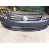 Bumper Volkswagen Gol + Rejilla +emblema +adsorbedor Genuin