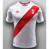 Camisetas Peru Rusia 2018 Originales Todas Las Tallas