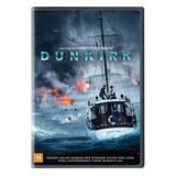Dvd Dunkirk - Christopher Nolan - Original Lacrado