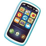 Smartphone Infantil Divertido Com Som E Luz Azul 740 Winfun