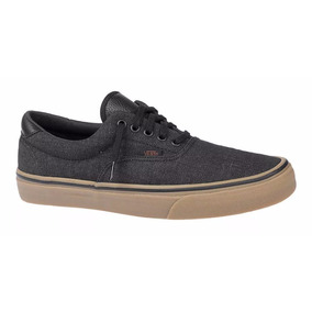 Tênis Vans Era 59 Canvas E Leather Feminino