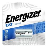 Pila Litio Cr123 Energizer 3v Camara Linterna Envío Incluido
