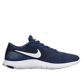 Tenis Nike Flex Contact Azul Hombre Originales