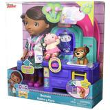 Muñeca Infantil Niña Disney Doc Mcstuffins Habla Y Cura