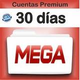 Mega Premium 30 Dias + 5 Dias Gratis (cuenta Compartida)