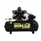 Compresor Aire A Correa Schulz 20 Hp 425 Litros Indust Moron