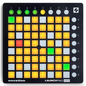 Launchpad Novation Mini Mk2 Tipo Cmd Touch Tc64 Apc Min Push