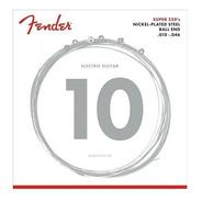 Encordado Para Guitarra Electrica Fender 250r 010-046 - Usa