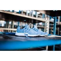 Nike Air Presto Blue Grey/black/white-ocean Fog