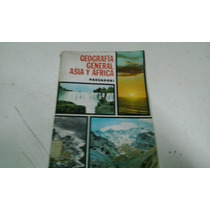 Libro Geografia General Asia Y Africa - Passadon - S78