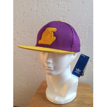 Gorra Los Angeles Lakers Snapback Adidas Originals Nba 2016