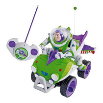 Buzz Lightyear Radio Control