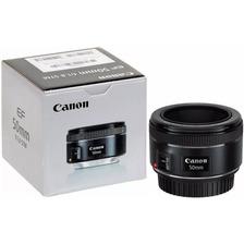 Lente Canon 50mm F/1.8 Stm.