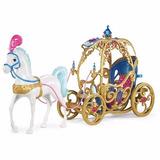 Disney Princessa Cinderela Carruagem Mattel