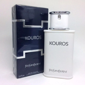 Perfume Kouros 100ml Yves Saint Laurent Original / Lacrado