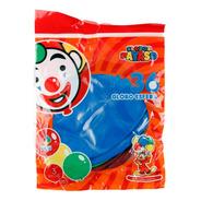 Bolsa Con 3 Globos Tamaño 36 (90 Cms) Colores Surtidos
