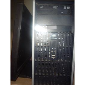 Cpu Hp Compac 4gb + Monitor