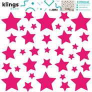 Vinilos Decorativos Trama Estrellas Círculos Triángulos