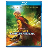 Bluray - Thor Ragnarok - Chris Hemsworth Original - Lacrado