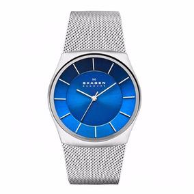 Relógio Skagen Havene Denmark Blue Dial Skw6068