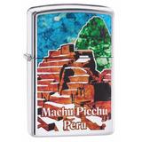 Encendedor Zippo Modelo 29496 Machu Picchu Peru Original