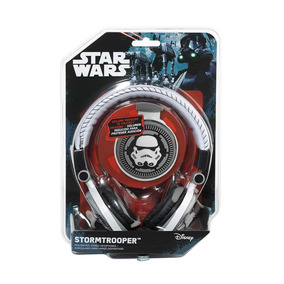 Auricular Vincha One For All Star Wars Storm Troope Hp9902