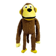 Brinquedo Interativo Macaco Para Pet Cachorro Gato
