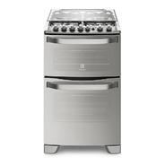 Cocina Electrolux 56dxq Doble Horno Sup Eléctrico Inf Gas Lh