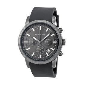 Relógio Michael Kors Mk 8241 Completo Cronografo Com Caixa