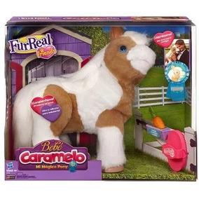 Furreal Friends Mi Magico Pony Bebe Caramelo Caballo