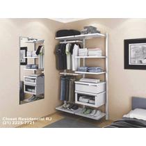 Closet Aramado Residencial Resende Rj