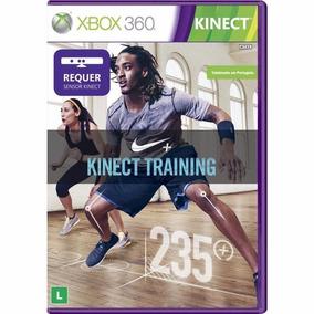 Nike + Kinect Training Xbox 360 Em Português + Pôster Brinde