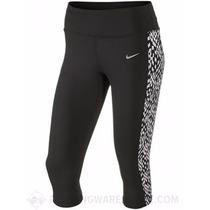 Calzas Nike 3/4 Lycra 2 Modelos