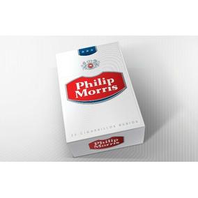 Cigarrillos Philips Morris X 20 U.