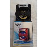Caixa De Som Bluetooth Alto Falante Móvel Mp3 Altomex A-903