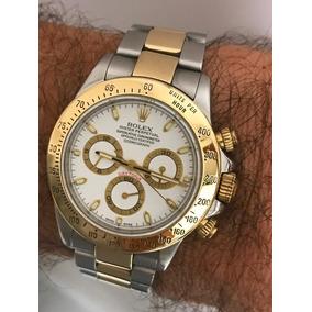 Relógio Rolex Daytona Ouro E Aço