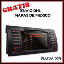 Equipo Auto Dvd Gps Bmw X5 Touch Agencia Radio Pantalla 7