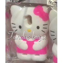 Funda Kitty Zte Blade V6 Plus V 6 Silicon 3d Protector Hello