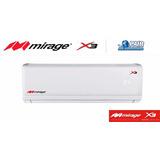 Mirage Mini Split X3 1.5 Tonelada F/calor 220v