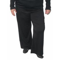 Pantalón Palazo Mujer Todos Los Talles Mythos - 20 % Off