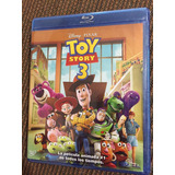 Toy Story 3 Disney Pixar Con 2blurays + Dvd Nuevo Woody