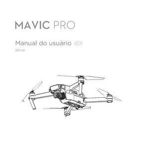 Manual Em Português Do Drone Dji Mavic Pro Pdf